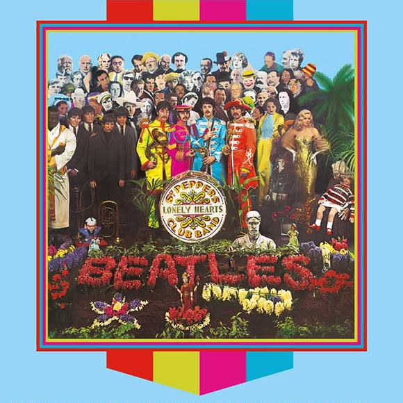 Le « Sgt. Pepper » des Beatles redevient numéro 1 en Angleterre