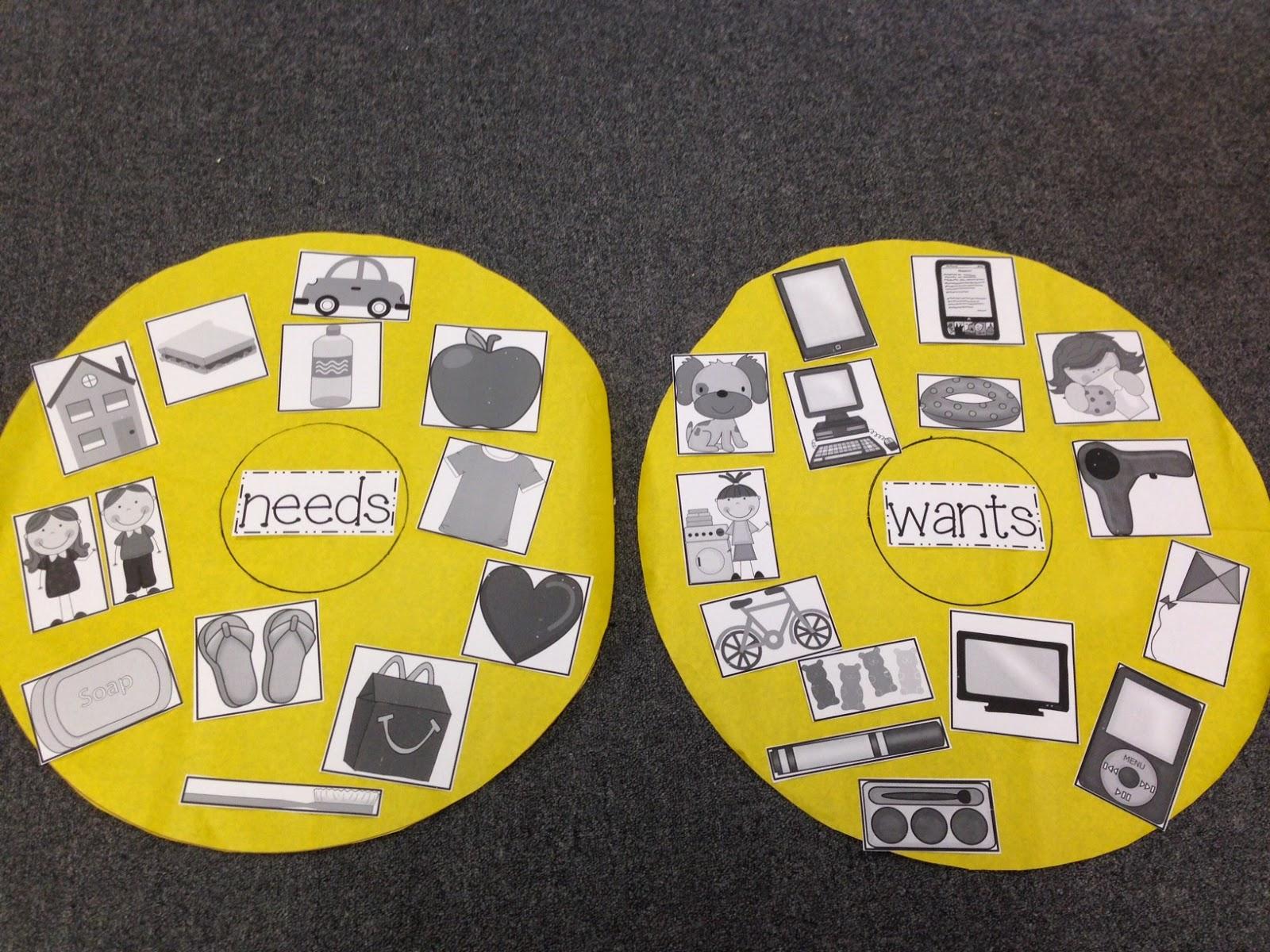 Chalk Talk A Kindergarten Blog Basic Needs