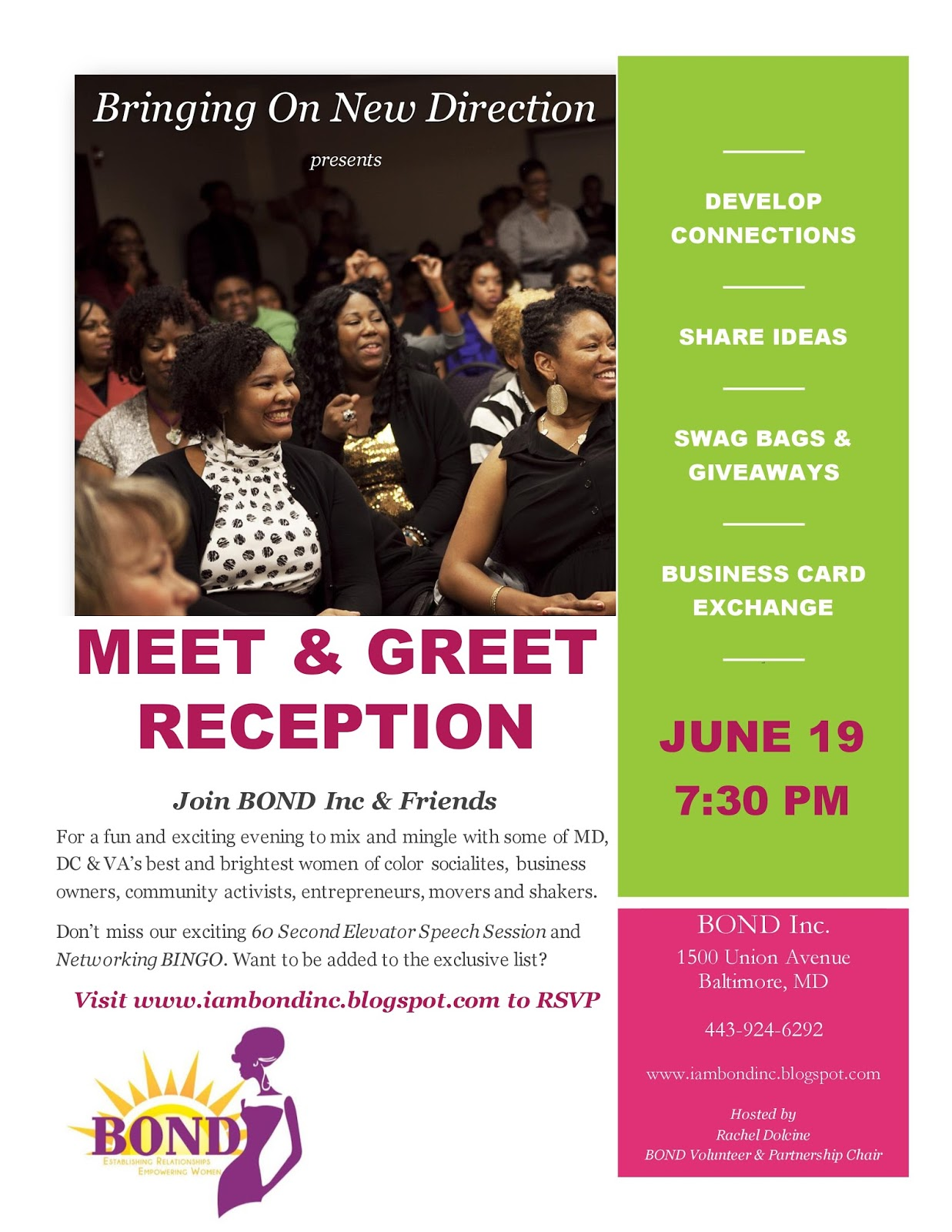 business meet and greet tips tricks