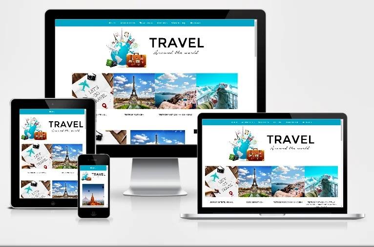 Baixar o Tema Travel around the world