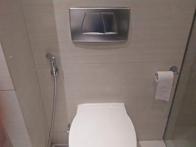 cara menghunakan toilet hotel berbintang