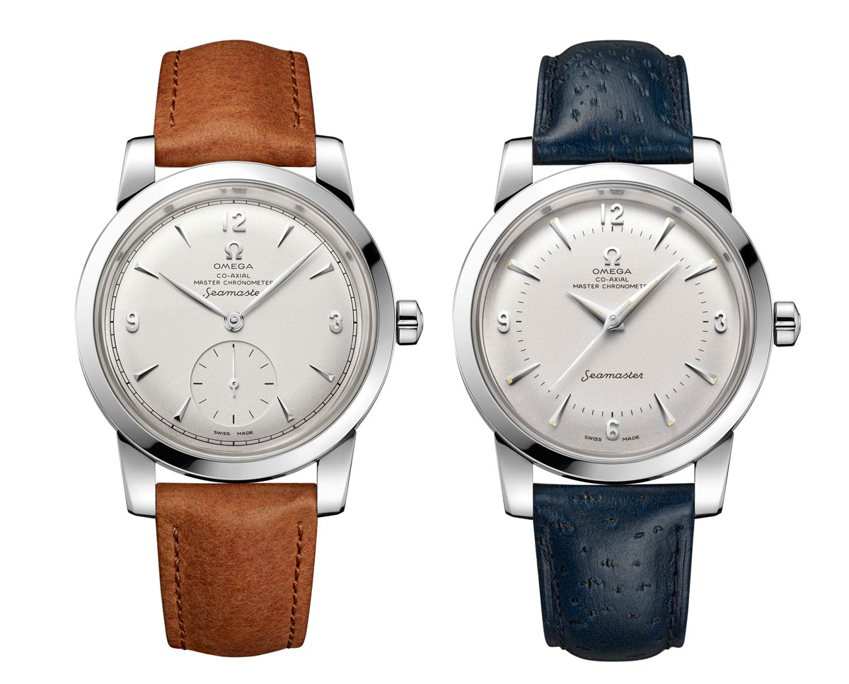 b56ac46be1c6 Omega Seamaster 1948 Limited Editions presented at Baselworld 2018