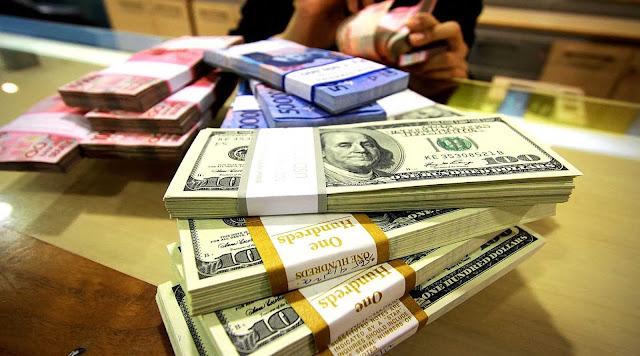 Rupiah vs Dollar