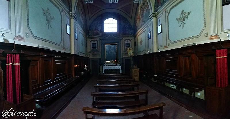 cerreto guidi oratorio santissima trinità