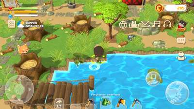 Nature Ville Game Online Bahasa Indonesia Mirip Harvest Moon Id