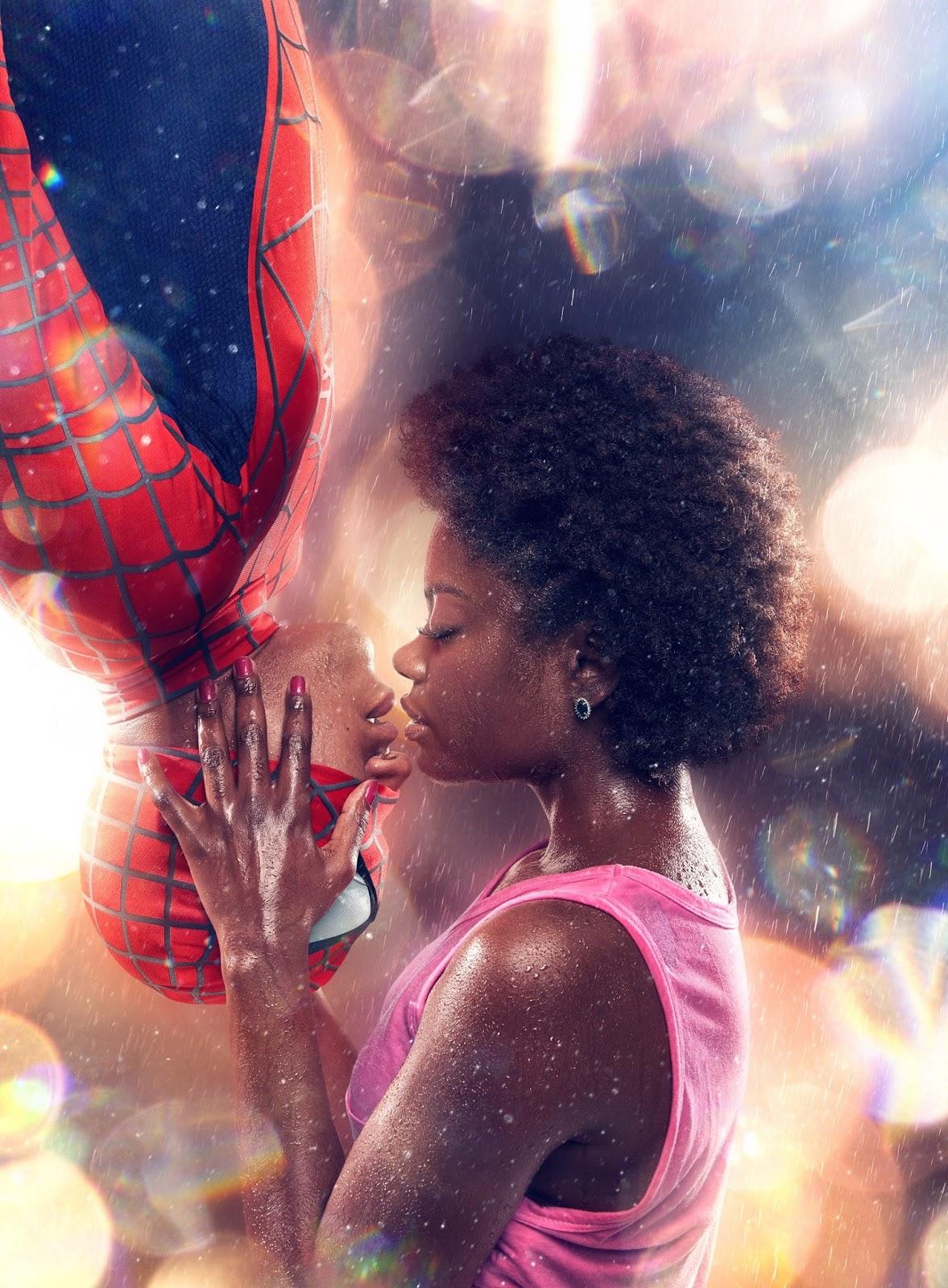 Artistas negros representam personagens da cultura pop em exposição maravilhosa