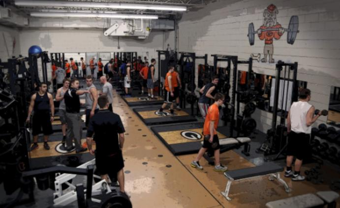 Strength Coach Amanda: AGSP and Green High School in the News