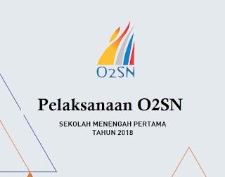 Pelaksanaan O2SN SMP 2018