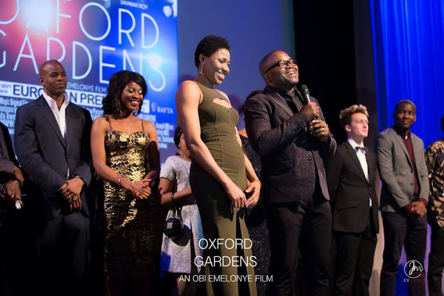 Oxford Gardens European Premiere 2016