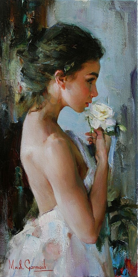 Michael  and  Inessa  Garmash  Debutante C