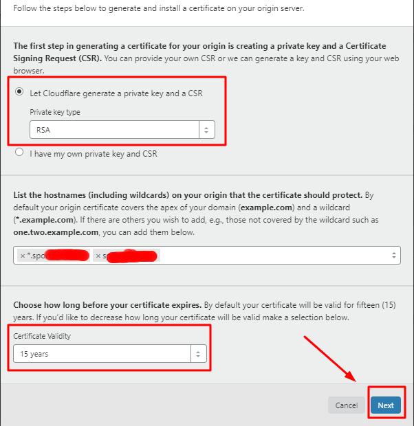 Cara Menggunakan SSL Cloudflare
