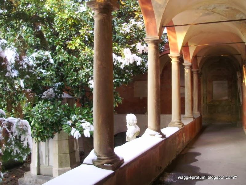 Bologna, passeggiando nella Certosa