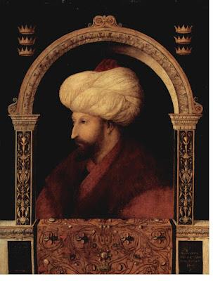 Muhammad Al Fatih (Sultan Mehmet II) - pustakapengetahuan.com