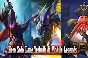 Hero Solo Lane Terbaik di Mobile Legends