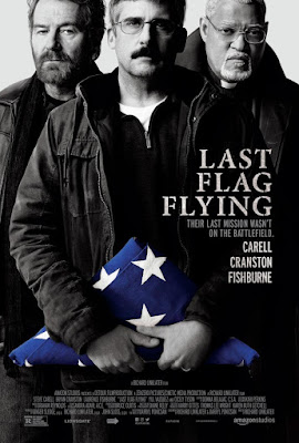 Last Flag Flying 2017 DVD R2 PAL Spanish