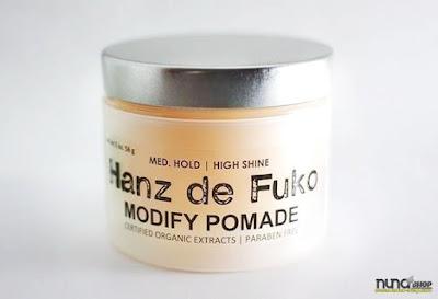 Haarpomade, Hanz de Fuko Nodify Pomade, Haarwachs