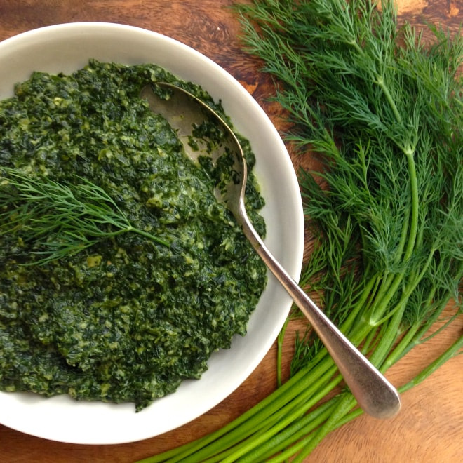 13 easy recipes to use up a bunch of dill at home