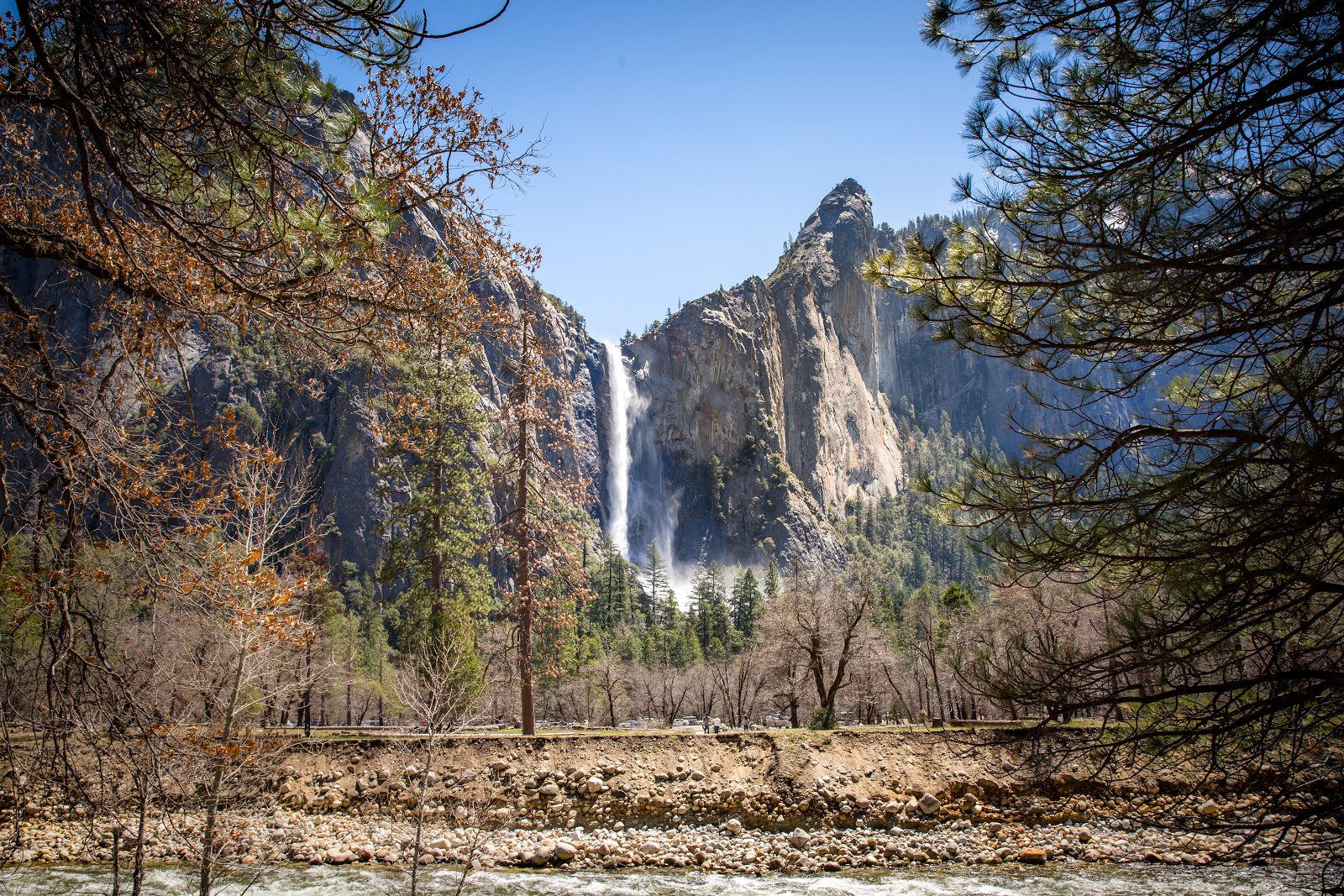 Northside Dr., Merced river