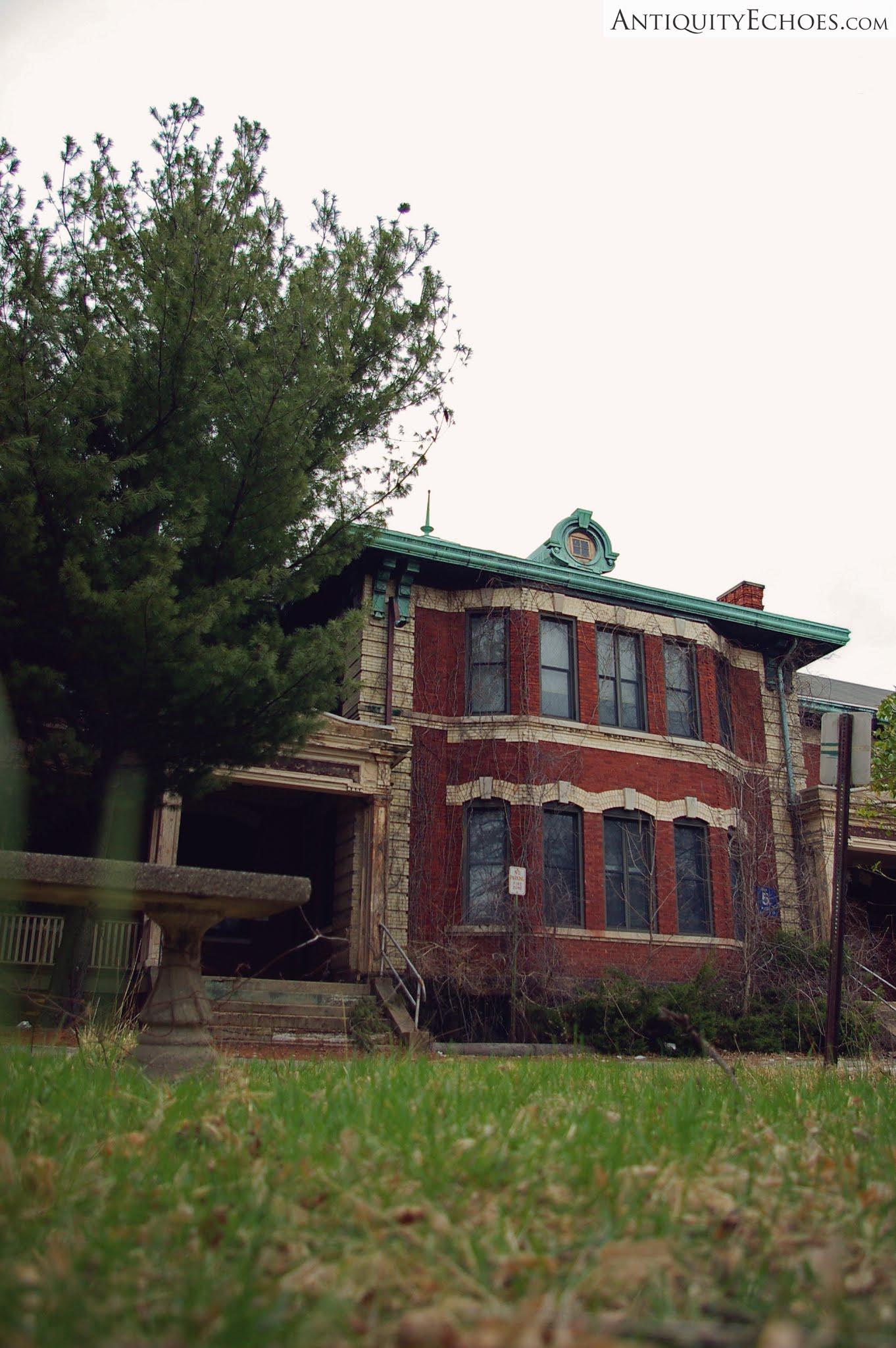 Overbrook Asylum - Building Five in Hibernation