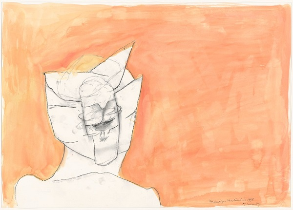 Maria Lassnig - Necessary Understanding, 1998