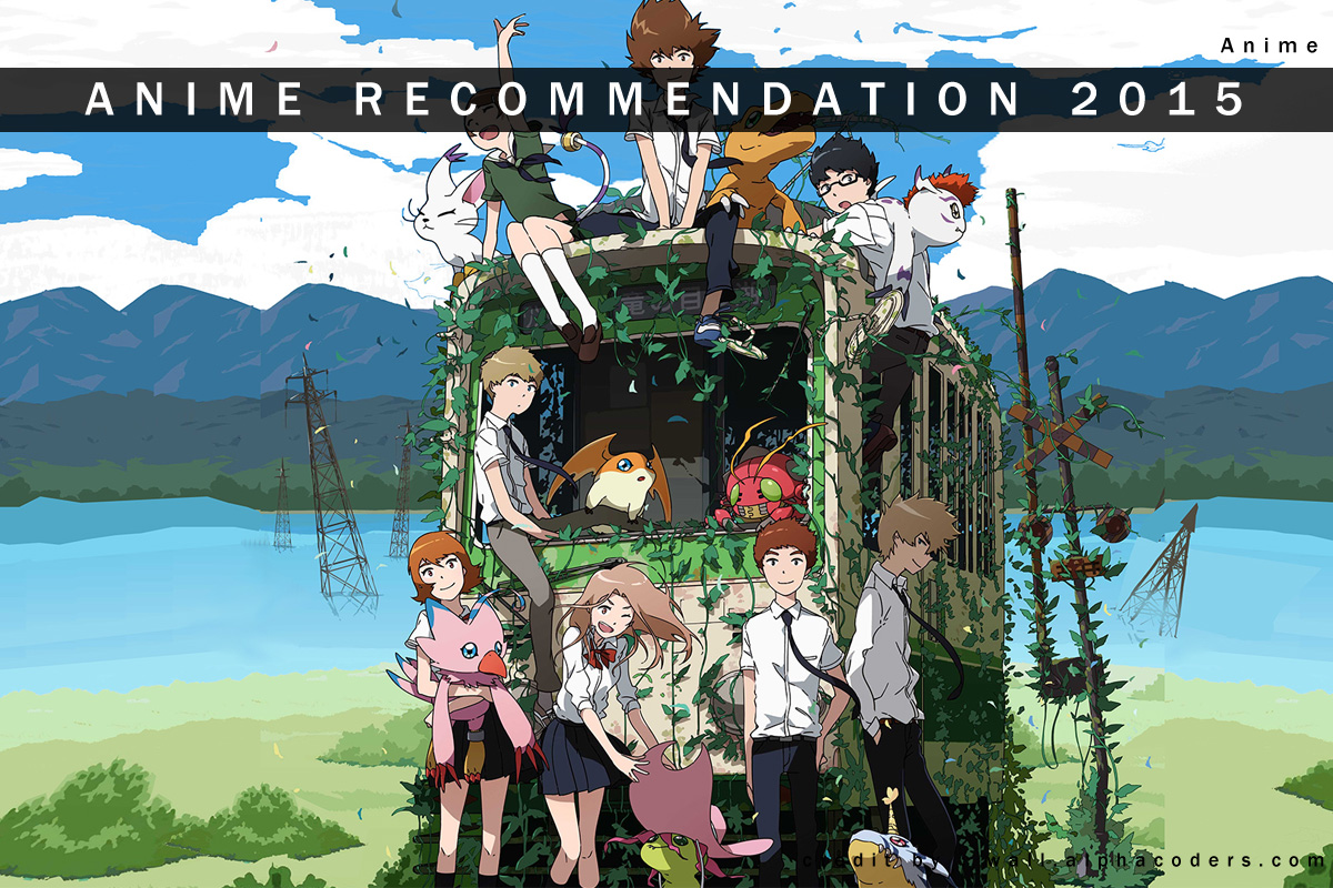 Recommended new anime by oyen part 2 ༺