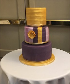 The Queen S 90th Birthday Cake Baked By Nadiya