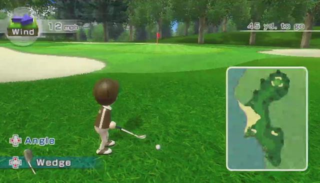 Logran nuevo récord mundial en el modo de golf de Wii Sports Resort