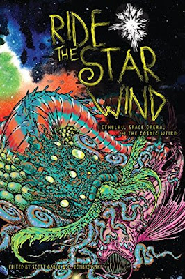 Ride the Star Wind: Cthulhu, Space Opera and the Cosmic Weird, Scott Gable & C.Dombrowski, Book Review, InToriLex