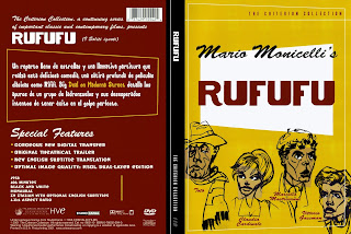 Carátula dvd Rufufú