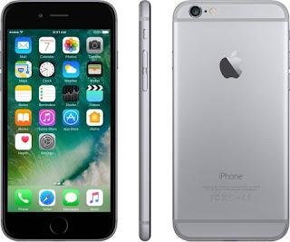 Apple iPhone 6 (Space Grey, 16 GB)  (1 GB RAM)