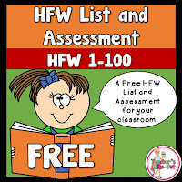 HFW LIst and Assessment
