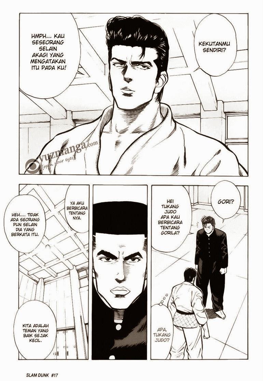 Komik slam dunk 017 - manusia judo 18 Indonesia slam dunk 017 - manusia judo Terbaru 9 Baca Manga Komik Indonesia 