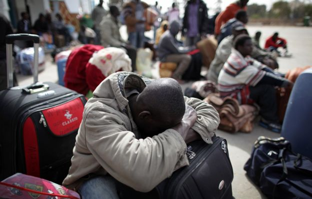 80 Ghanaians deported from Libya
