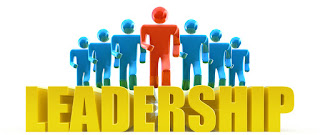 Leadership is the organizing and co-ordinating of resources