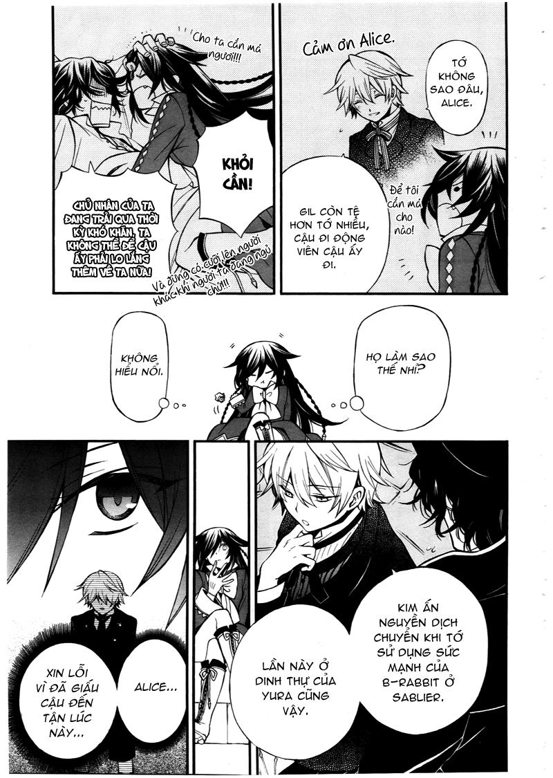 Pandora Hearts chương 062 - retrace: lxii repose fixed trang 17