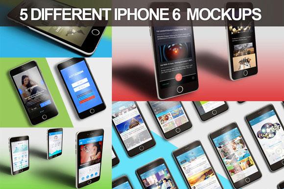 i phone 6 Mockups