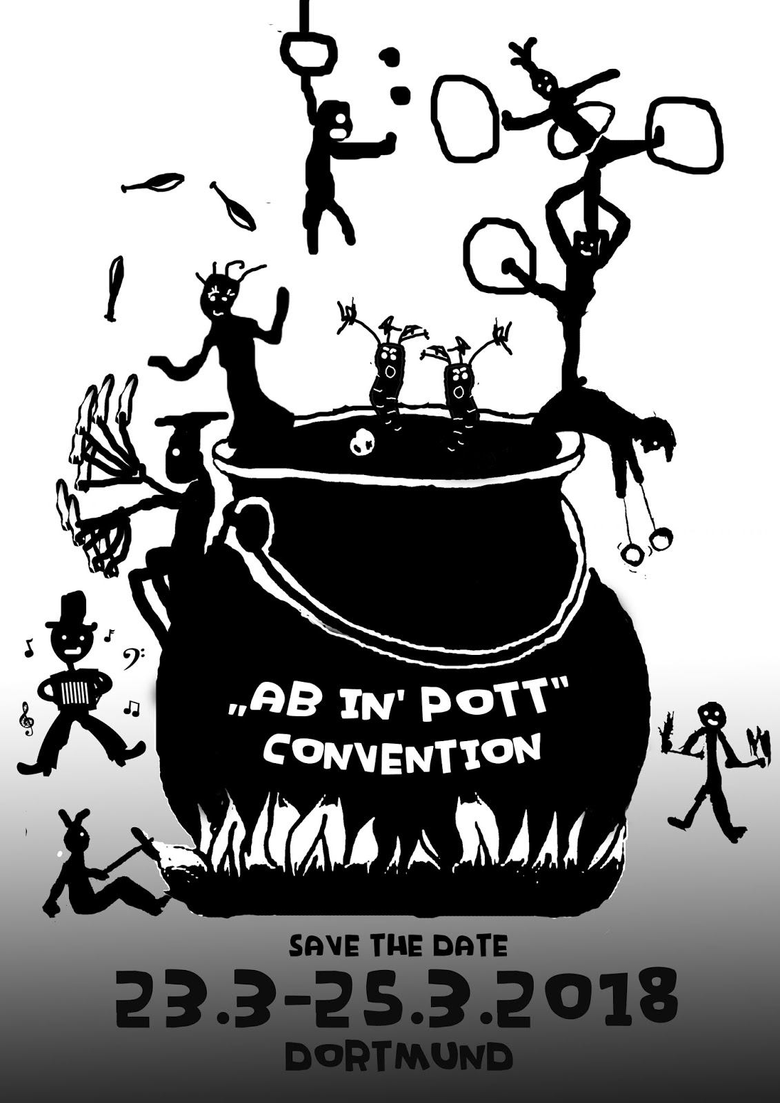 Evil Flames Feuerworkshops Ab In Pott Convention