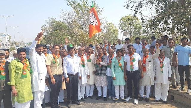 पालीवाल का दावा: हरियाणा की 10 की 10 लोस सीटें जीतेंगे