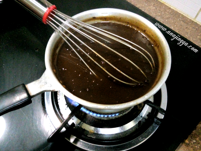 Cara paling mudah sediakan Brown Sauce