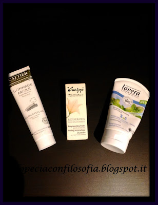 beauty routine esfolianti