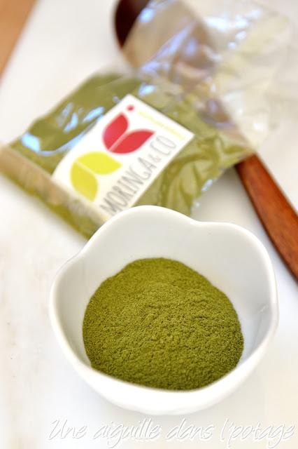 poudre Moringa & Co