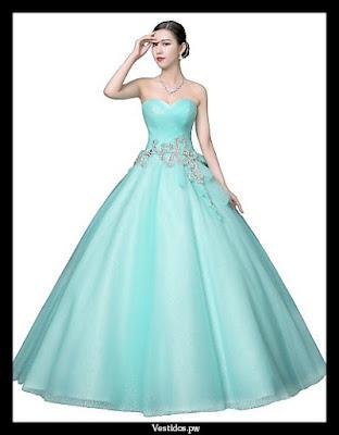 vestidos de 15 como princesa