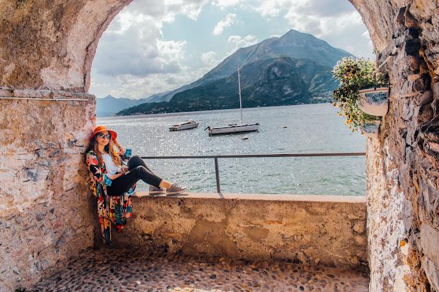 Como Gölünde Gezilecek yerler, Varenna