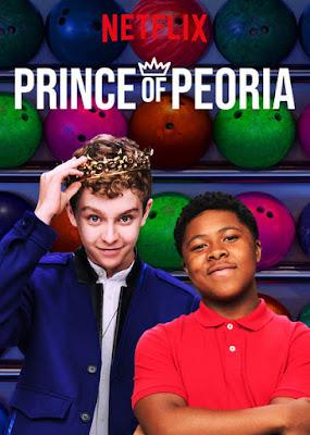 Prince Of Peoria A Christmas Moose Miracle 2018 Custom HD Dual Latino 5.1