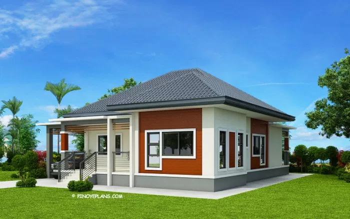7 - 19+ Small 3 Bedroom House Plans Two Storey  Gif