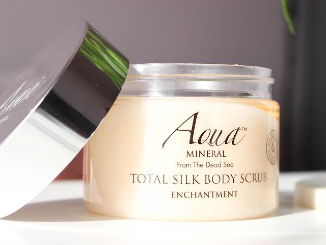 aqua mineral peeling na tělo body scrub