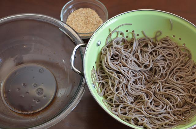 Whole Foods Buckwheat Soba Noodles