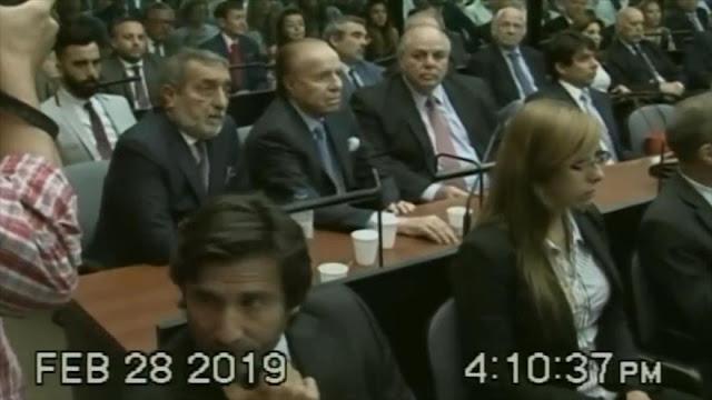Juez de la causa AMIA es condenado a 6 años de prisión