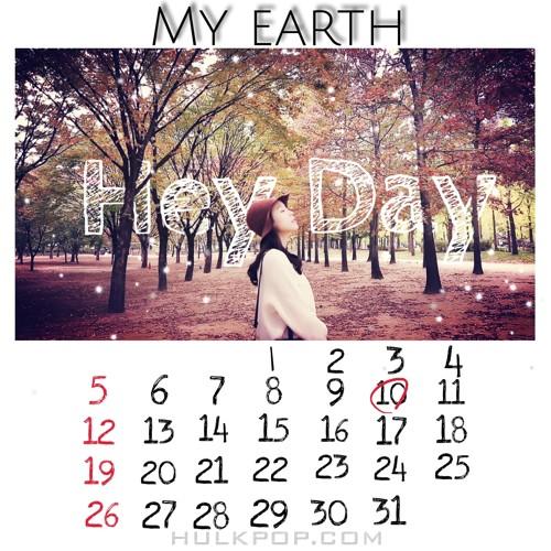 HeyDay – My Earth – Single