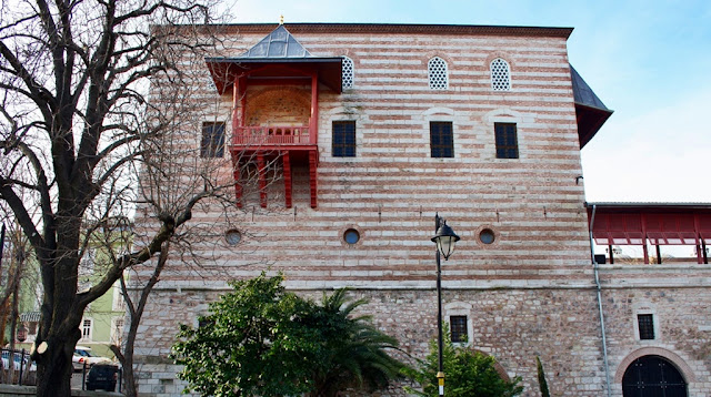 Turkish and Islamic art Museum had been used as palace for years in Ottoman period